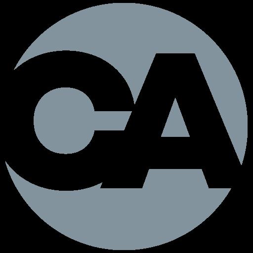 Icon logo for Capron & Avgerinos