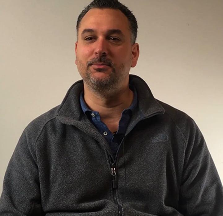 Photo of Tony A., a union representative