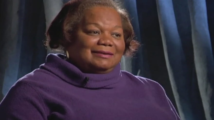 Screen capture of Tootsie's testimonial video